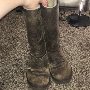UGG Brown Winter Boots